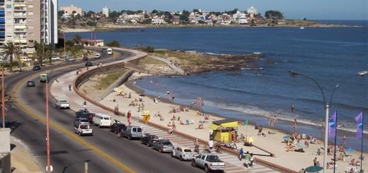 Bienvenido al Uruguay y a Malvín