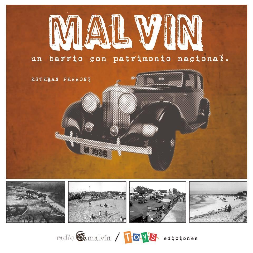 Libro del barrio Malvín