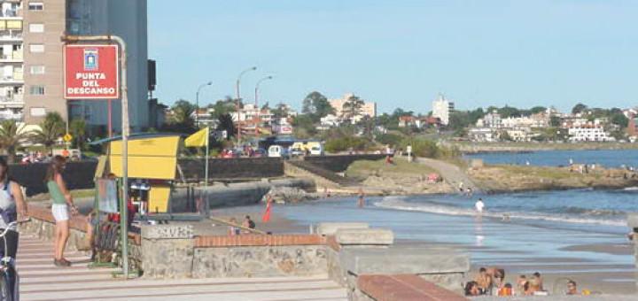 Imágenes del barrio Malvín