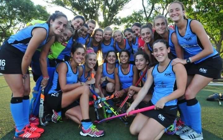 La selección uruguaya de hockey femenino entre las 16 mejores del mundo