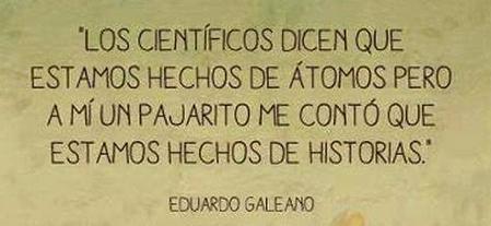 Eduardo Galeano: narrador de historias