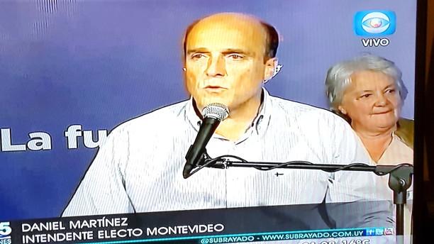 Con el triunfo de Martínez el liderazgo de Mujica sufre un freno