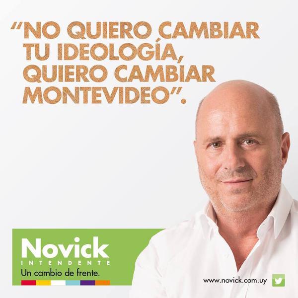 Novick y la política vacía