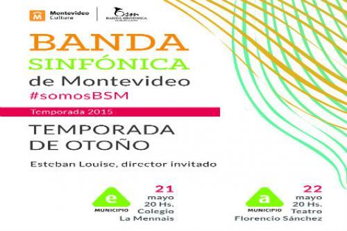La Sinfónica de Montevideo en La Mennais