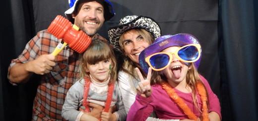 Cabinas fotográficas: diversión para todas las edades