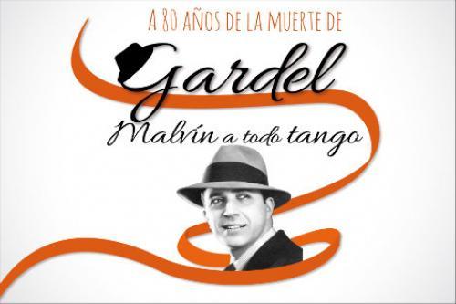 Carlos Gardel Tango, homenaje en el barrio