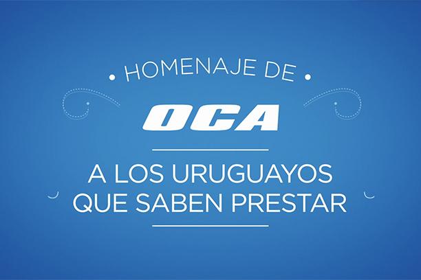 OCA préstamos: a los uruguayos que saben pagar