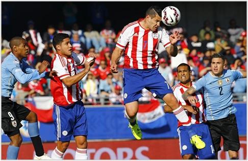 Empate de Paraguay