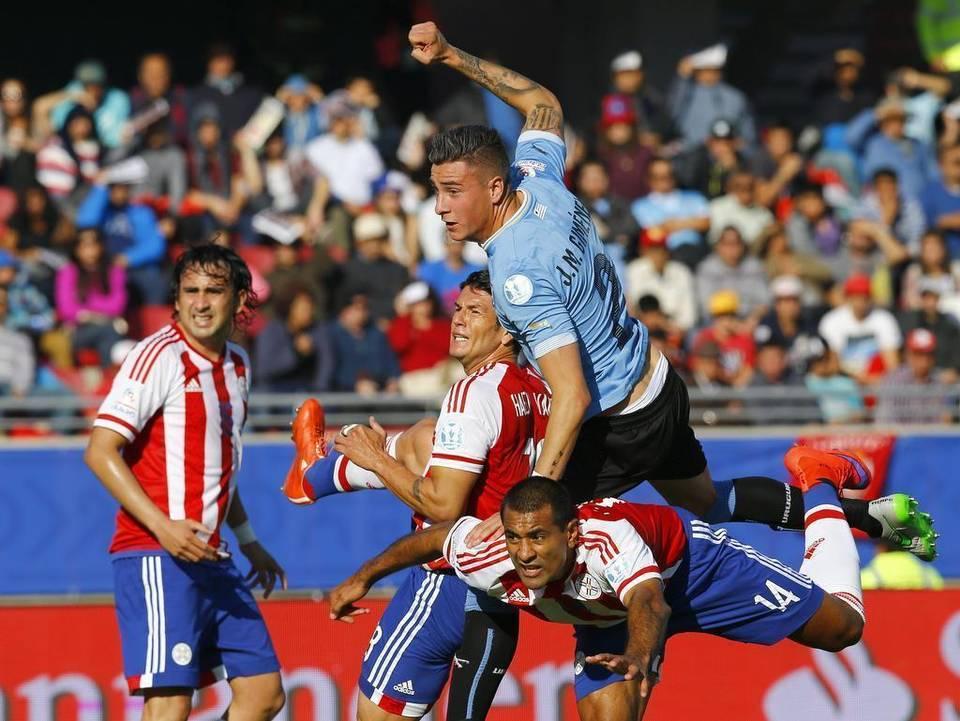 Empate con Paraguay: gol de Josema
