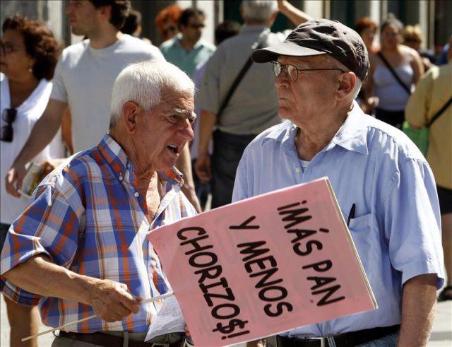 Algunos jubilados y pensionistas están exonerados de la contribución