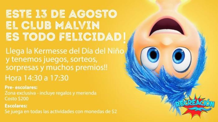 Día del Niño en Malvín. No te lo podés perder!