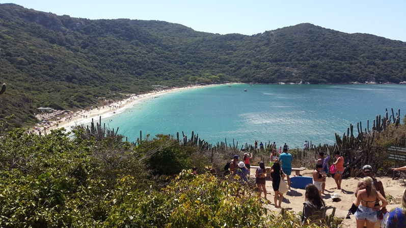 Arraial do Cabo: espectacular