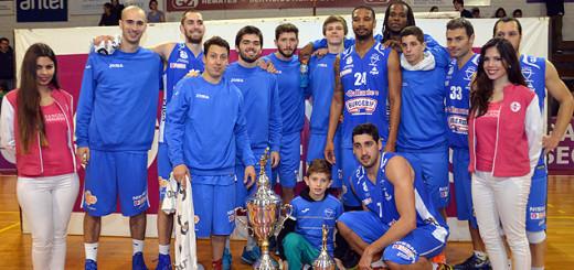 Malvín campeón Copa Sancor 2015