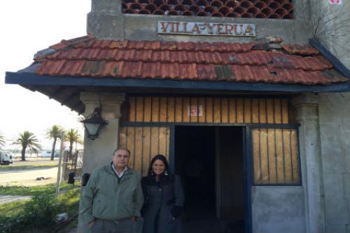 Platero y Villa Yeruá