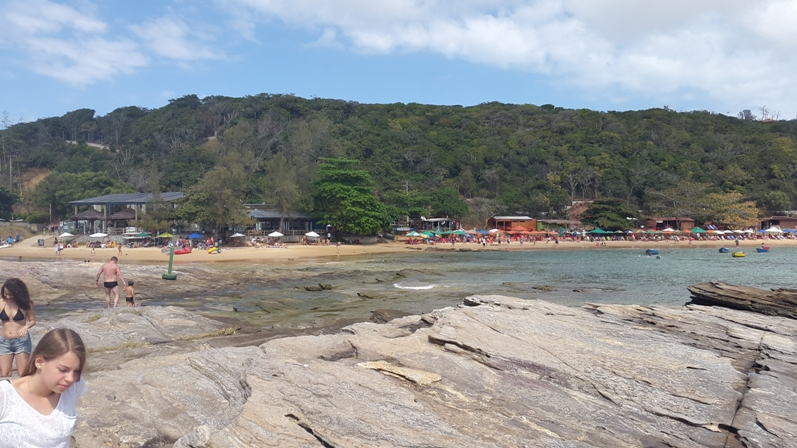 Playa Tartaruga: preciosa