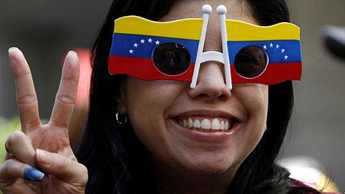 Un cambio en la política de Venezuela
