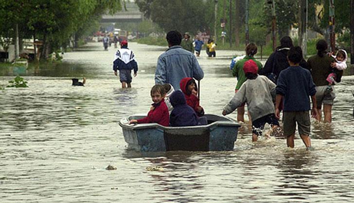 El Club Malvín recibe donaciones para los afectados por las inundaciones en Uruguay