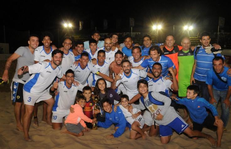 Malvín a la Libertadores