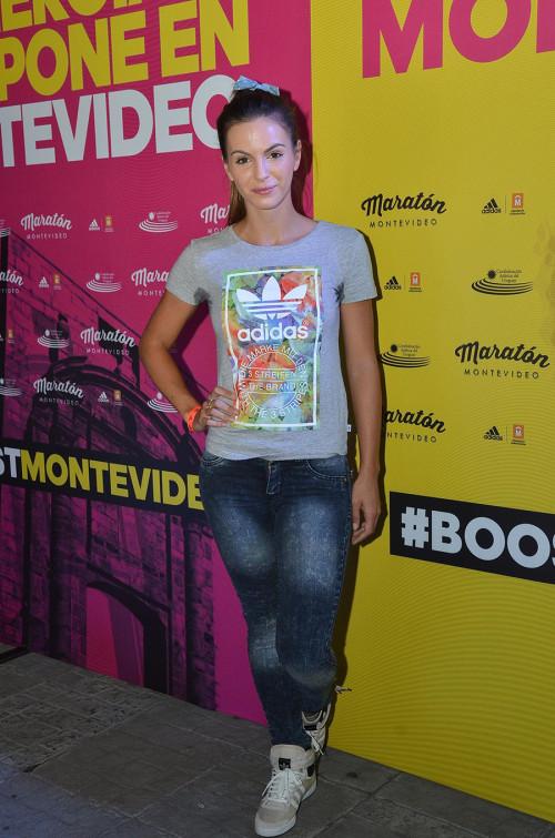 La malvinense Martina Graf seguramente estará presente en la Maratón Montevideo 2016
