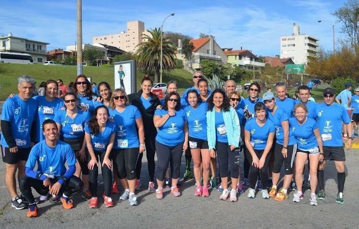 Playeros Running Team presente en la Maratón Montevideo 2016