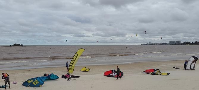 Kitesurf Uruguay