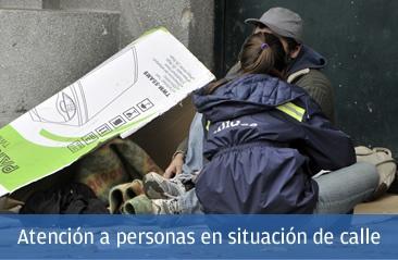 Personas en situación de calle: ¿qué podemos hacer? (foto Mides)