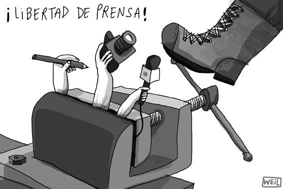 Día de la libertad de prensa en Uruguay