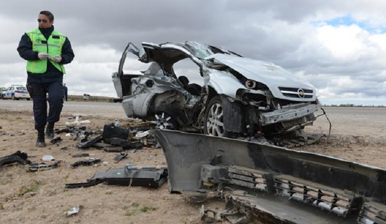 Disminuyen los fallecidos por accidentes de tránsito: casi 19 % menos