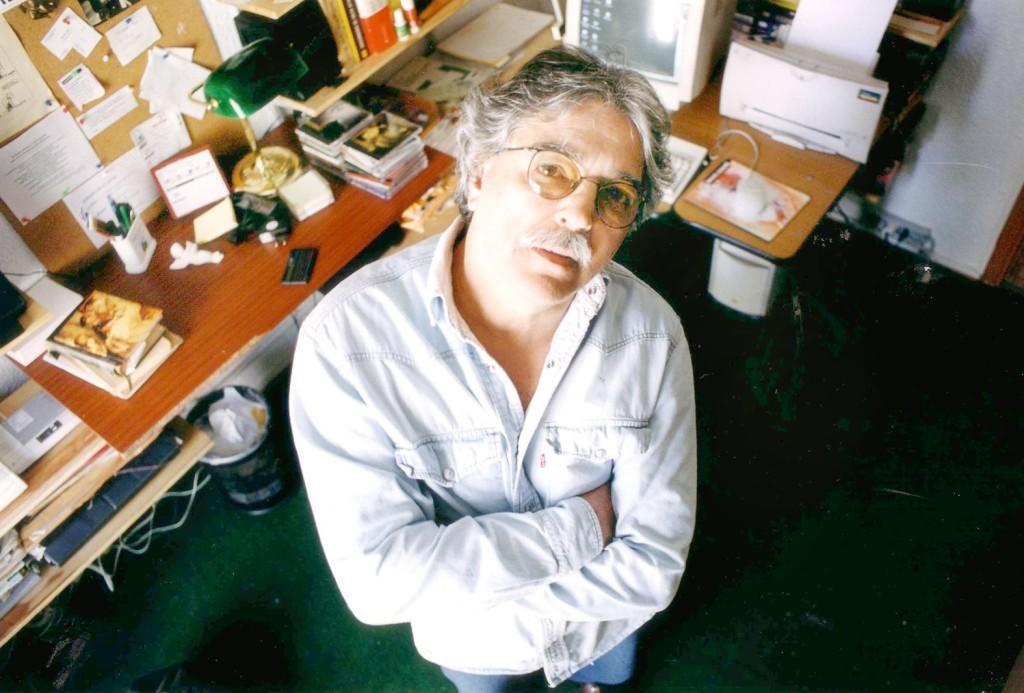 Horacio Buscaglia (foto Brecha)