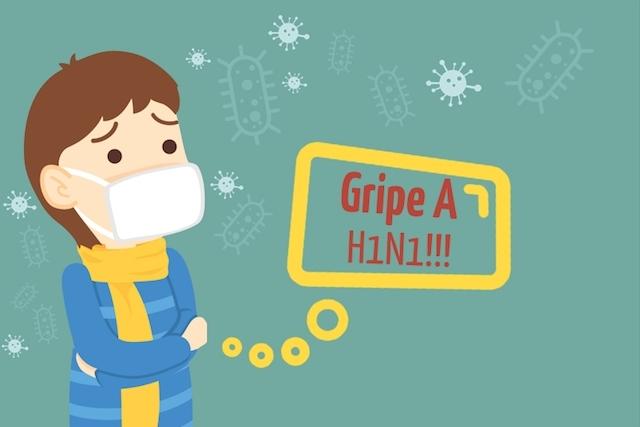 Protocolo para prevenir la gripe H1N1