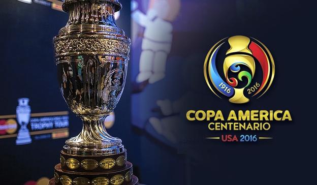 Comienza la Copa América Centenario!