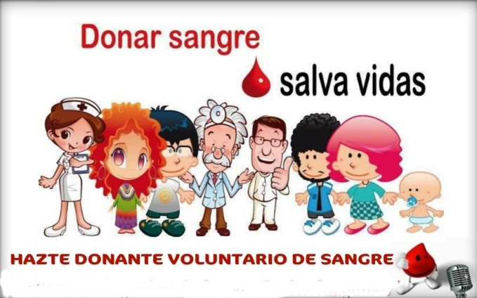 Donar sangre Uruguay