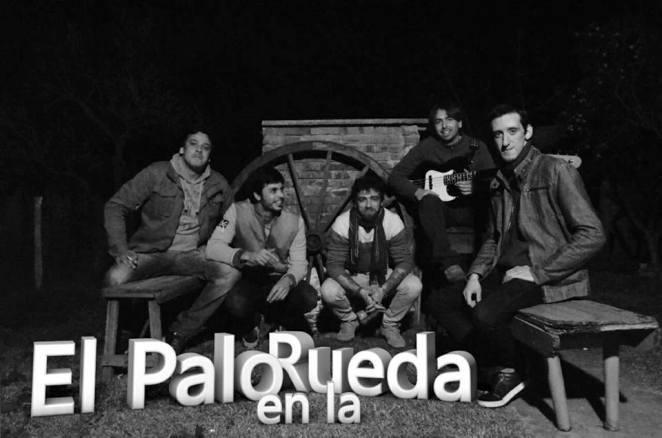 La banda El Palo en la Rueda será parte del festival