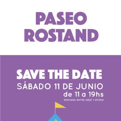 Paseo Rostand Carrasco