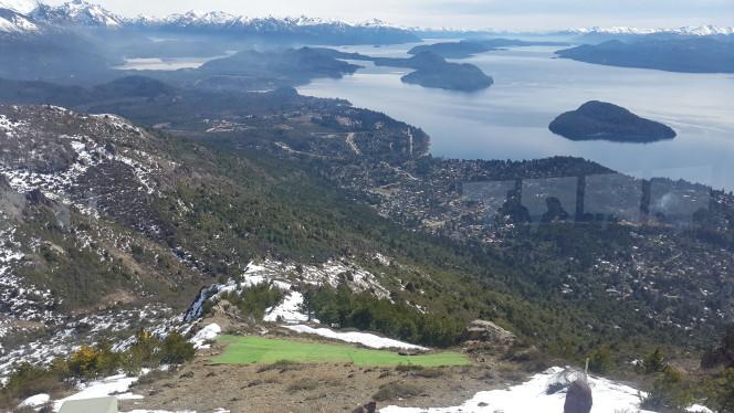 Cerro Otto: San Carlos de Bariloche