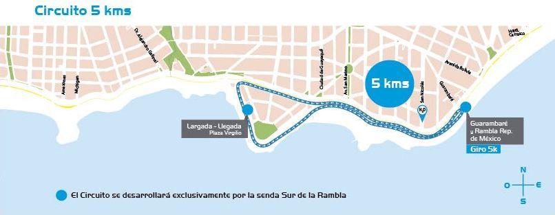 Circuito 5 km