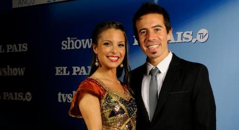 Rafa Cotelo y su pareja Ana Laura Romano, juntos tuvieron a Juana (foto El País)