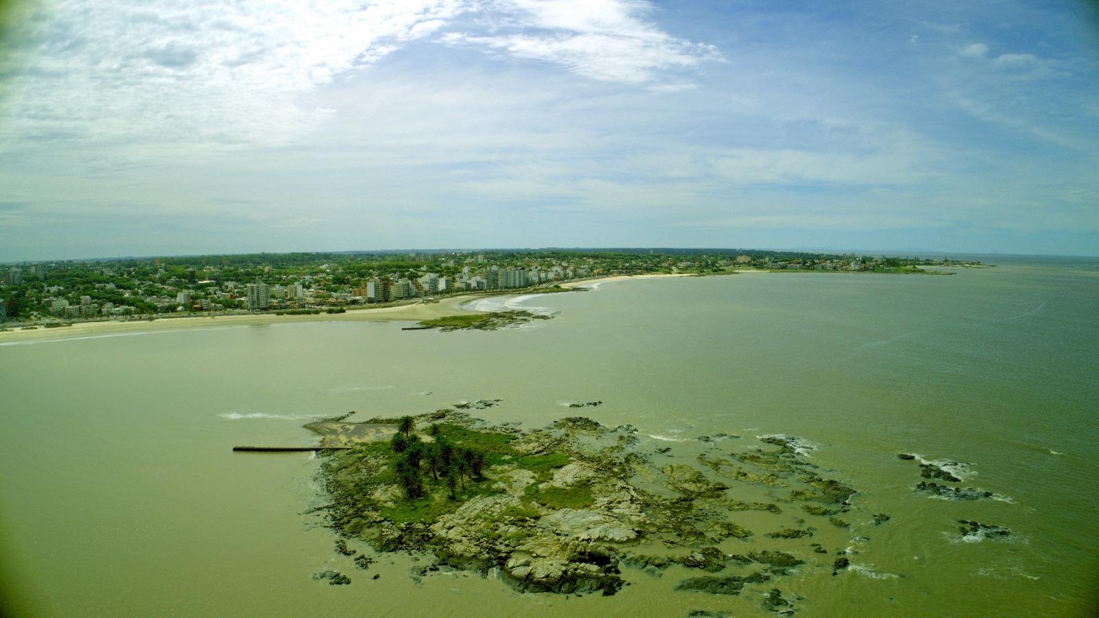 Impactantes imágenes de la Isla de las Gaviotas