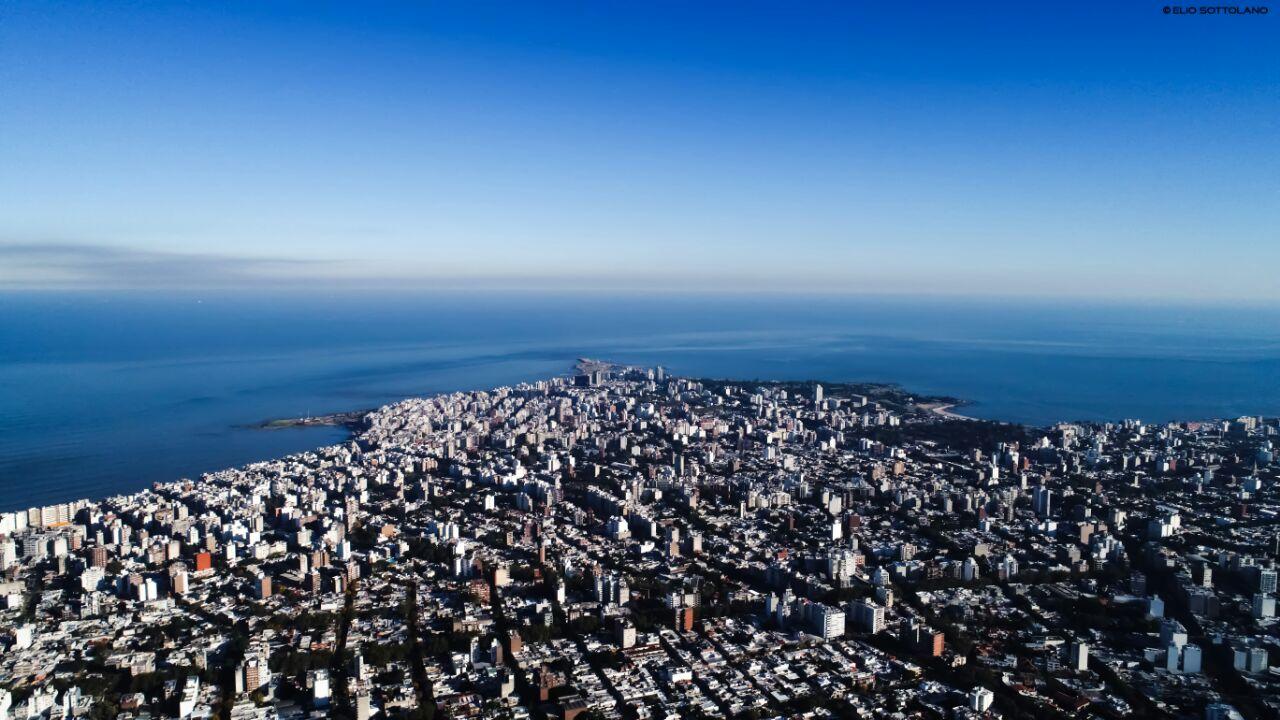El punto más al Sur de la Ciudad de Montevideo