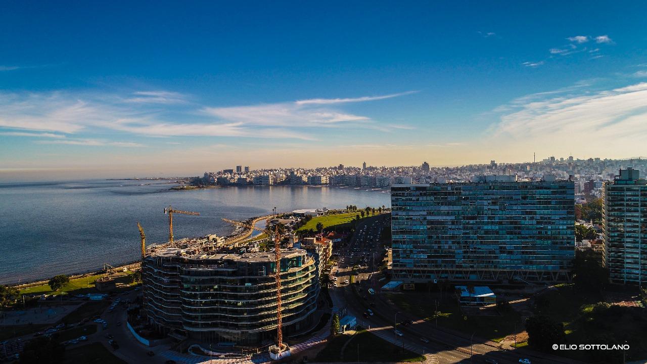 El edificio Panamericano se mantiene desde 1964