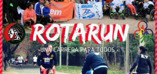Segunda edición carrera Rotarun en el Parque Rivera