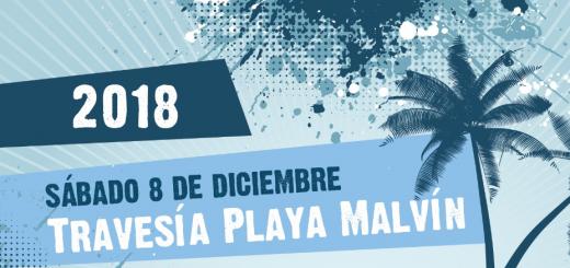 Travesía Playa Malvín 2018: sábado 8 de diciembre
