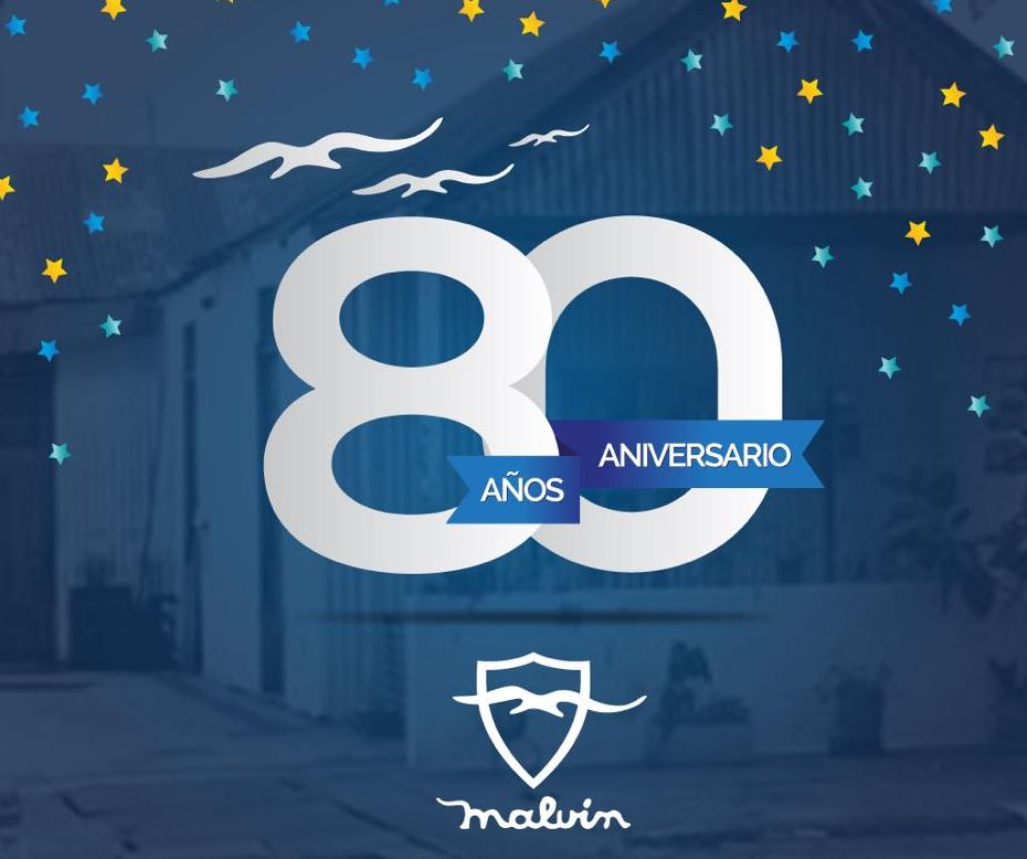 Festejo abierto del Club Malvín por sus 80 años!