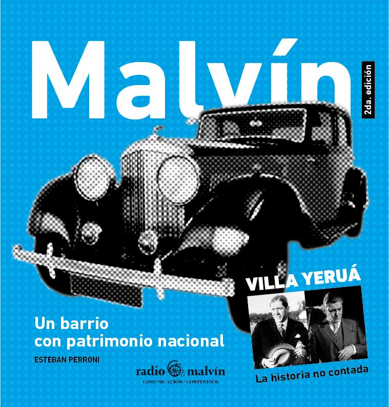 ¿Ya tenés la segunda edición del libro de Malvín?