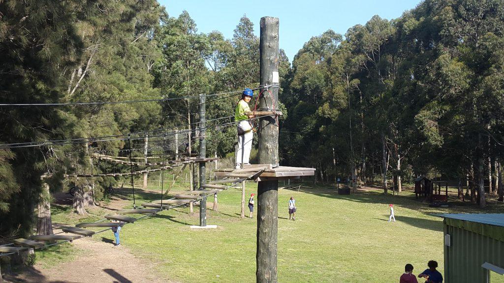 Senderismo de altura en Parque Costaventura en Costa Azul