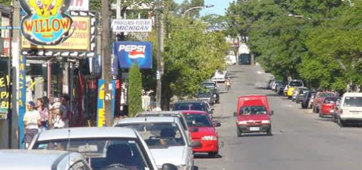 Malvín, calle Orinoco