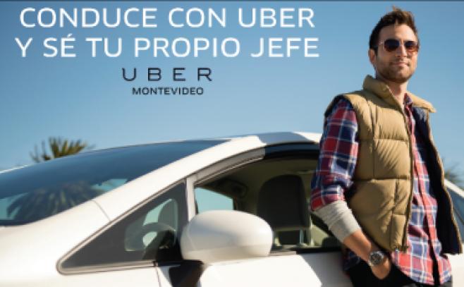 ¿Cómo ser chofer Uber en Uruguay?