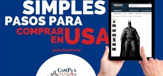 Cómo comprar en Estados Unidos desde Uruguay?