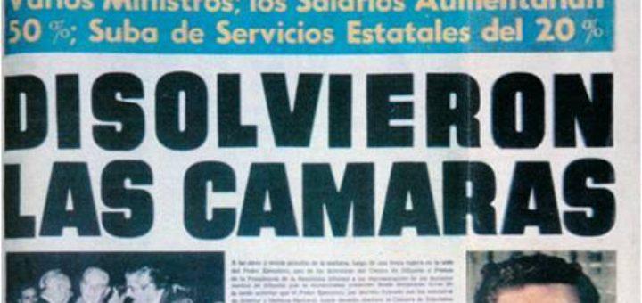Por qué se produjo un Golpe de Estado en Uruguay en 1973?