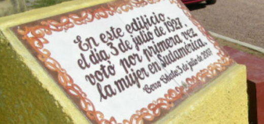 Historia del voto femenino en Uruguay: 90 años del primer sufragio!